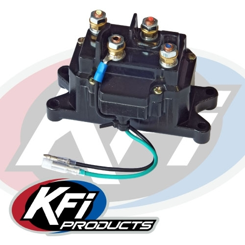 kfi winch wiring diagram kfi winch contactor wiring diagram | fuse box and wiring ... #2