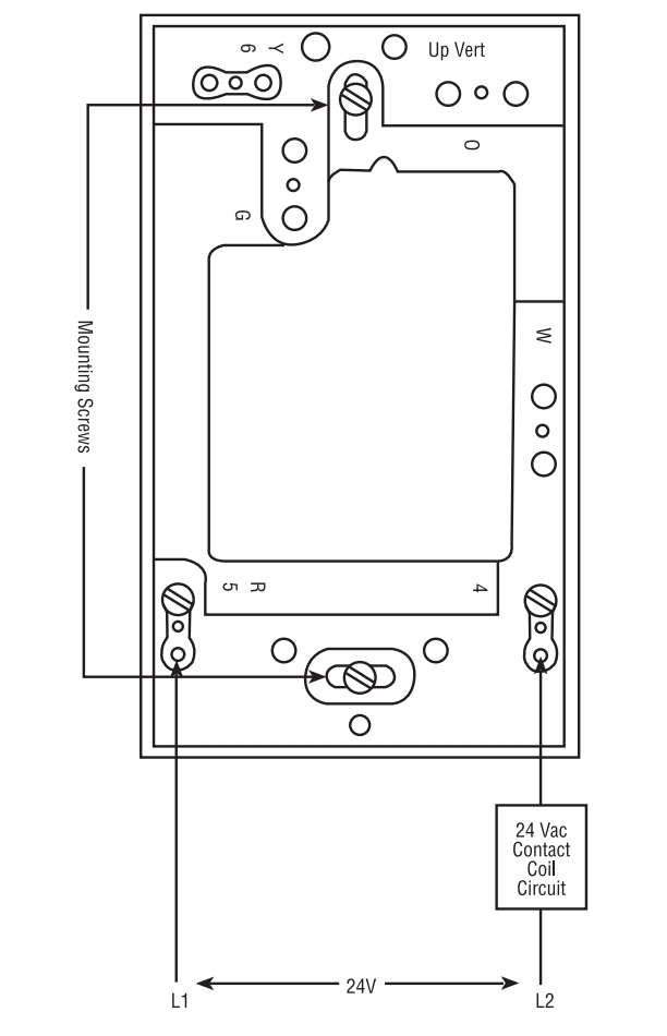 Room Thermostat Wiring Diagrams For Hvac Systems pertaining to Chromalox Heater Wiring Diagram