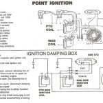Rotax Points Ignition Wiring Diagram, Bosch Points Ignition regarding Ignition Wiring Diagram