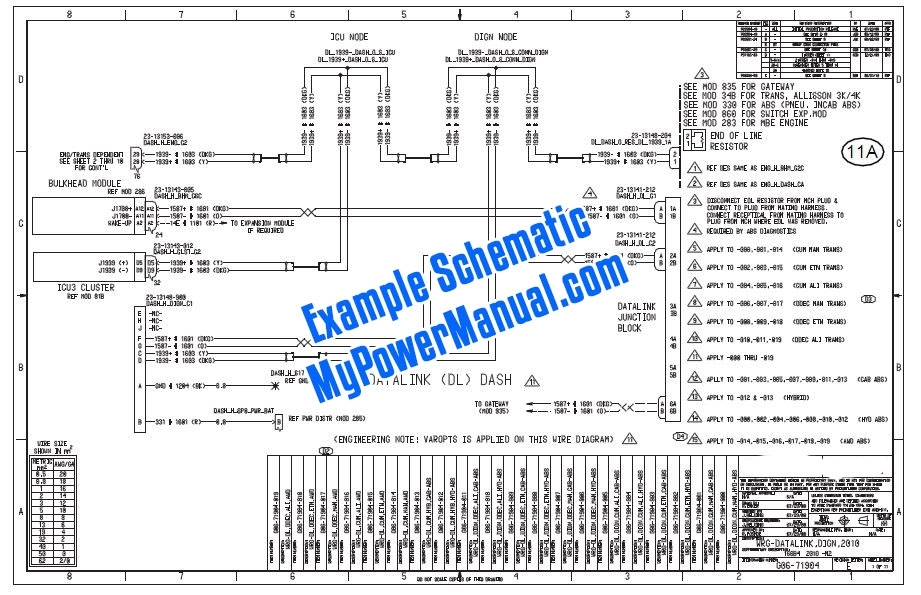 Rv Open Roads Forum: Help / Stranded / Rv Will Not Start /road throughout Freightliner Chassis Wiring Diagram