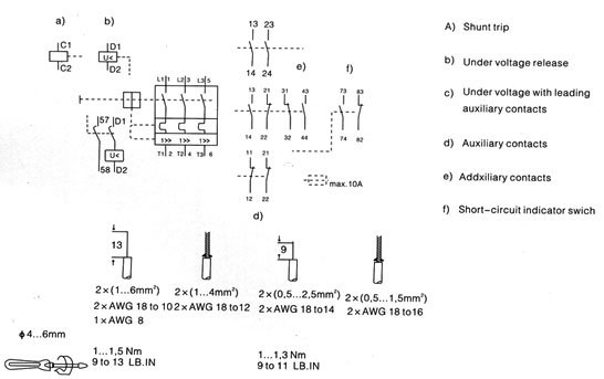 Shunt Trip Breaker Wiring Diagram Explanation – Readingrat intended for Circuit Breaker Shunt Trip Wiring Diagram