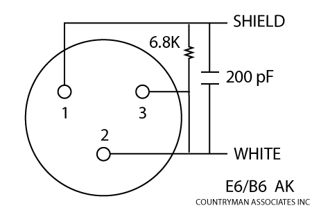 Shure Microphone 4 Pin Microphone Wiring Diagram Hand Mic For Ft B inside 3 Wire Microphone Wiring Diagram