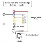 Single Phase Wiring Diagram For Motors – Wirdig – Readingrat in Century Electric Motor Wiring Diagram