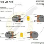 Six String Supplies — How To Wire A Les Paul (50S Wiring) for Les Paul Wiring Diagram