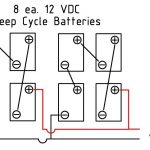 Solar Dc Battery Wiring Configuration | 48V Design And with regard to 48V Battery Bank Wiring Diagram