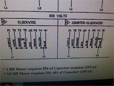 Solved: Hi,i Have A Ao Smith S# C56A05A19 Hp 3/4 ,type C, - Fixya in Ao Smith 2 Speed Motor Wiring Diagram