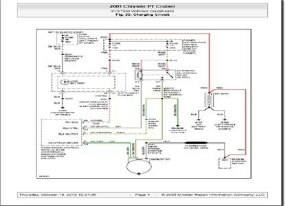 Solved: Need Wiring Diagram For 2002 Pt Crusier Starter - Fixya in 2002 Pt Cruiser Wiring Diagram
