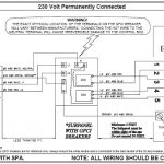 Spa Wiring - 4 Wire Caldera - Portable Hot Tubs & Spas - Pool And with regard to Jacuzzi Wiring Diagram