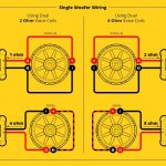 Subwoofer, Speaker & Amp Wiring Diagrams | Kicker® within 4 Ohm Dual Voice Coil Wiring Diagram