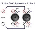 Subwoofer Wiring Diagram Dual 1 Ohm in Dual 1 Ohm Wiring Diagram