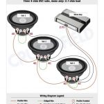 Subwoofer Wiring Diagrams throughout Kicker Wiring Diagram