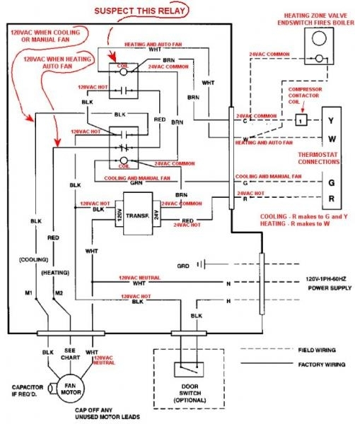 Temperamental Aquastat? Ek System 2000 - Doityourself with regard to First Company Air Handler Wiring Diagram