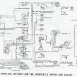 The Care And Feeding Of Ponies: 1966 Mustang Wiring Diagrams pertaining to 1966 Mustang Wiring Diagram