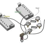 """The Fabulous Four: Mods For Your Strat, Tele, Les Paul, And """"super intended for Gibson Les Paul Wiring Diagram"""