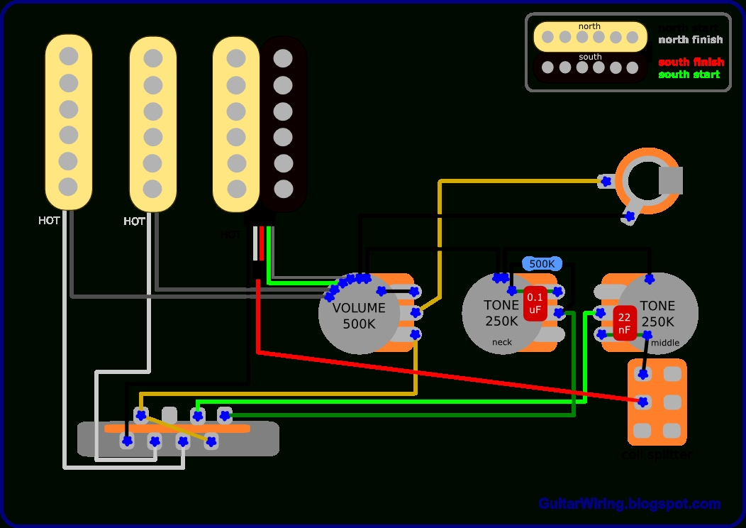 Fat Strat Wiring Diagram : Fender strat wiring diagram fuse box and