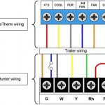 Thermostat Wiring Diagram Honeywell Thermostat Wire Diagram in Home Ac Thermostat Wiring Diagram