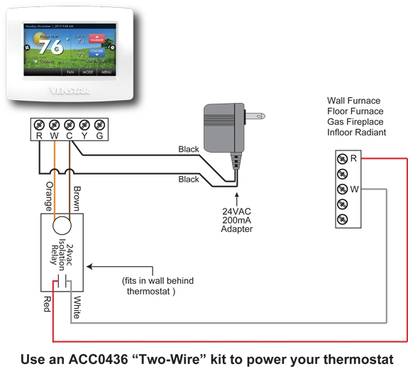 Thermostat Wiring Diagram Honeywell Thermostat Wire Diagram in Hvac Thermostat Wiring Diagram