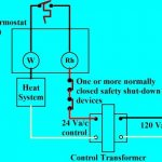 Thermostat Wiring Explained with regard to 2 Wire Thermostat Wiring Diagram Heat Only