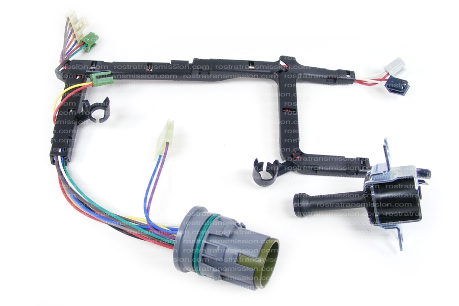 Transmission Wire Harness And Harness Repair Kits By Rostra with 4L60E Transmission Wiring Diagram