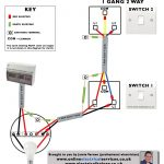 Two Way Lighting Circuit Diagram – Comvt for Light Switch 2 Way Wiring Diagram