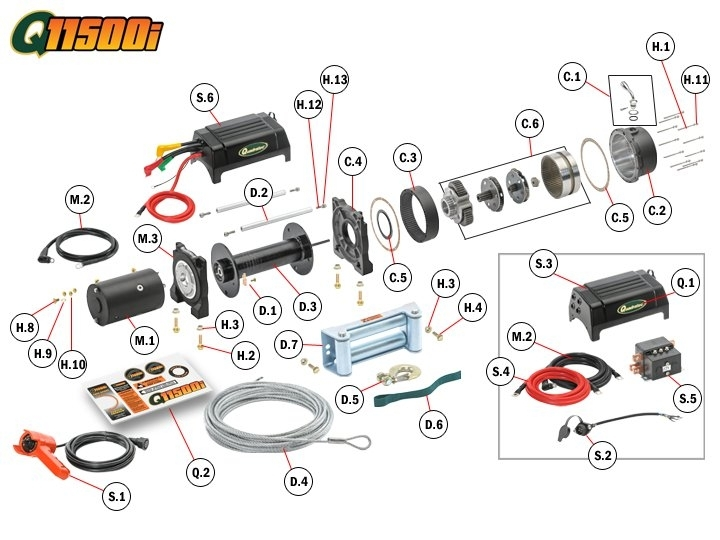 Warn Atv Winch Wiring Diagram On Warn Images. Free Download Wiring in Mile Marker Winch Wiring Diagram