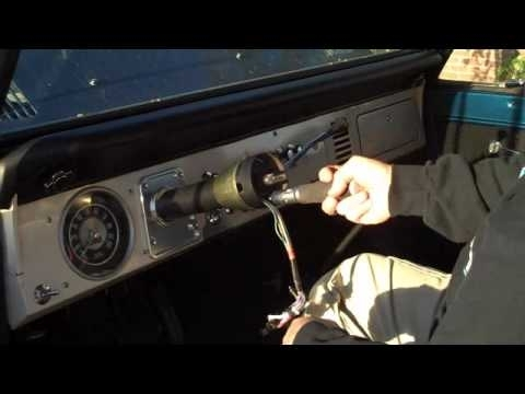Wild Horses 66-77 Bronco Steering Column Shift Collar Repair Part pertaining to 1974 Bronco Steering Column Schematic