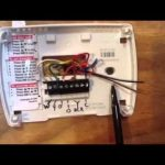 Wire A Thermostat in Honeywell Thermostat Wiring Diagram