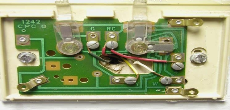 Wire A Thermostat within Lennox Furnace Thermostat Wiring Diagram