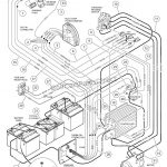Wiring - 48V - Club Car Parts & Accessories within Club Car Electric Golf Cart Wiring Diagram
