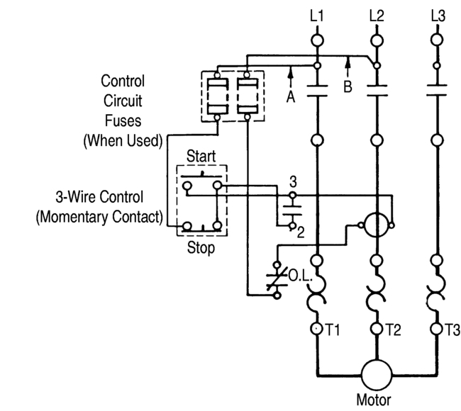 3 wire stop start wiring diagram fuse box and wiring diagram start stop wiring diagram one switch square d start stop switch wiring diagram