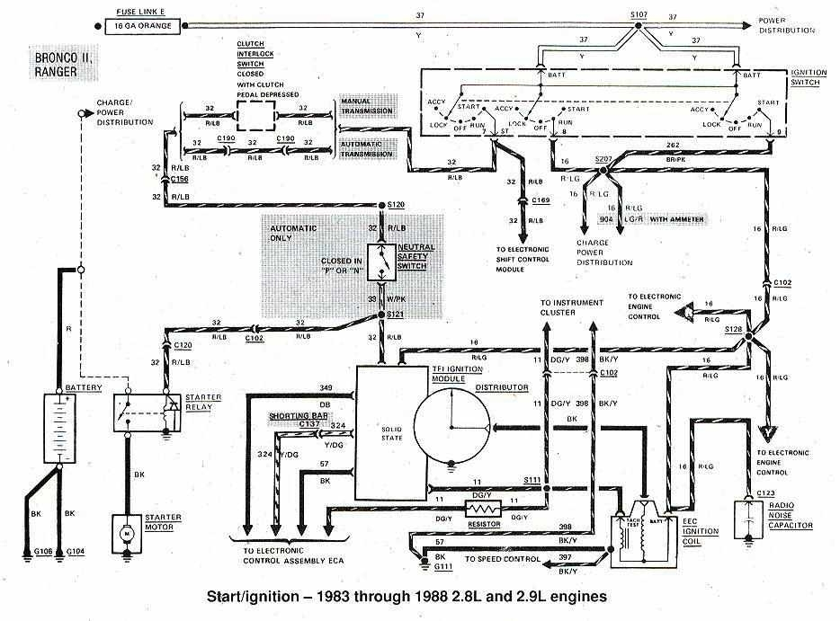 wiring diagram 1984 ford f150  wiring  wiring diagram