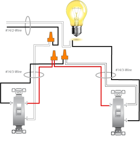 Wiring Diagram 2 Lights 1 Switch. Wiring. Electrical Wiring Diagrams for 2 Wire Light Switch Diagram
