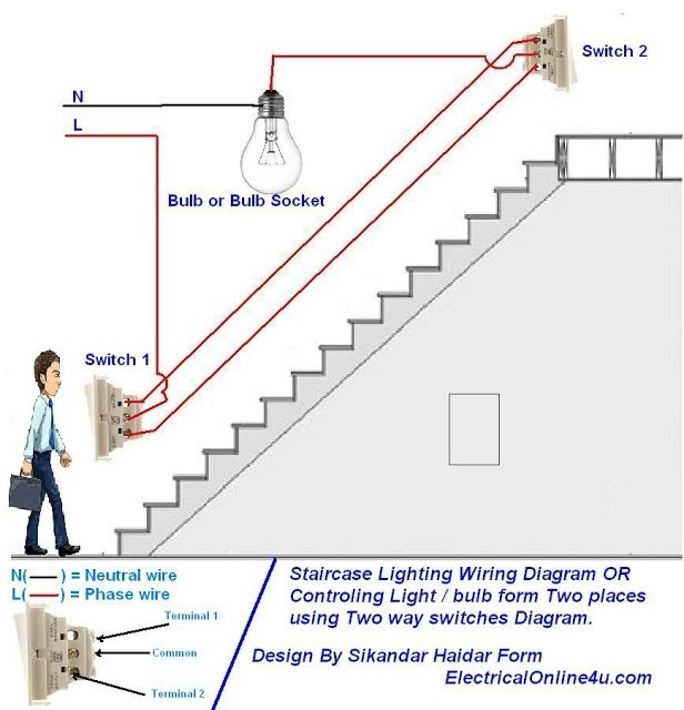 Wiring Diagram 2 Lights 1 Switch. Wiring. Electrical Wiring Diagrams throughout 1 Switch 2 Lights Wiring Diagram