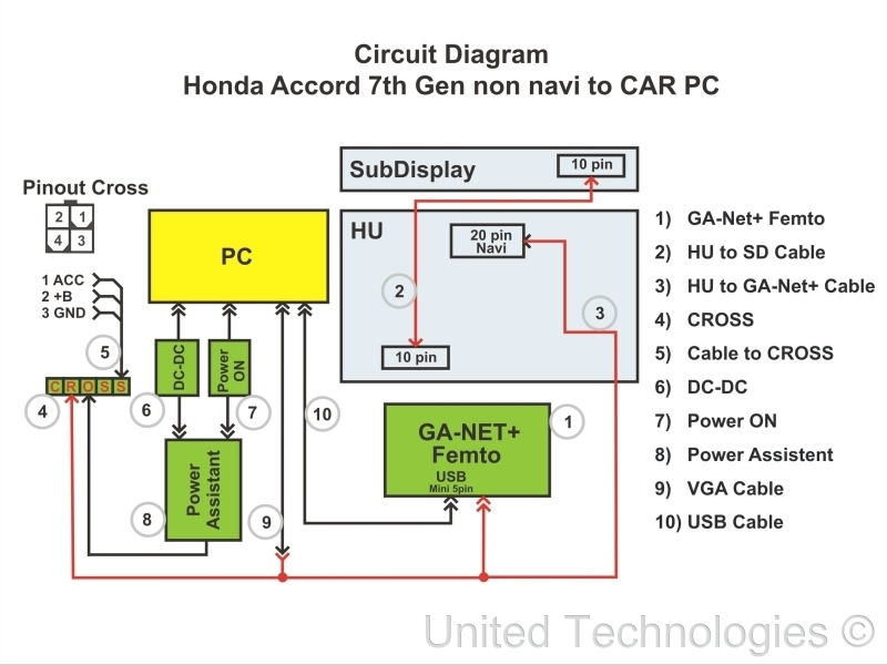 Wiring Diagram 2007 Honda Accord Ac – The Wiring Diagram inside 2007 Honda Accord Wiring Diagram