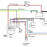 Wiring Diagram - Club Chopper Forums within Chopper Wiring Diagram