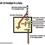 Wiring Diagram For 12 Volt Relay with regard to 12 Volt Relay Wiring Diagram