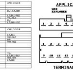 Wiring Diagram For 1998 Ford Mustang Stereo. Ford. Electrical for 1998 Ford Mustang Stereo Wiring Diagram