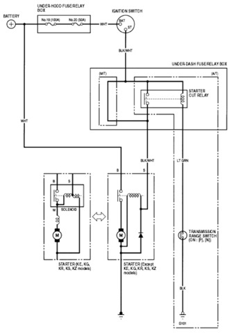2007 honda cr v wiring diagram