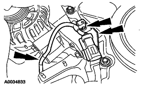 wiring diagram for a 2004 ford escape alternator