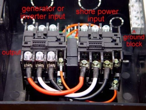 Wiring Diagram For Auto Transfer Switch – The Wiring Diagram with Automatic Transfer Switch Wiring Diagram Free