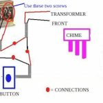 Wiring Diagram For Doorbell Transformer – Comvt inside Doorbell Transformer Wiring Diagram