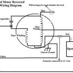 Wiring Diagram For Electric Motor With Capacitor for Electric Motor Wiring Diagram Capacitor