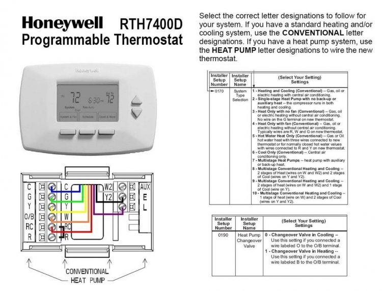 Wiring Diagram For Honeywell T87F Thermostat On Wiring Images intended for Jvc Kd R610 Wiring Diagram