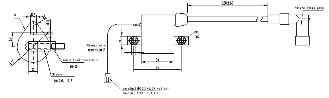 Wiring Diagram For Ignition System Ignition System Wiring Diagram throughout Ignition Coil Wiring Diagram