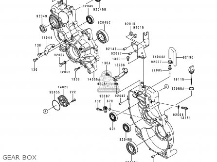 Wiring Diagram For Kawasaki Mule 610. Wiring. Wiring Diagram within Kawasaki Mule 610 Wiring Diagram