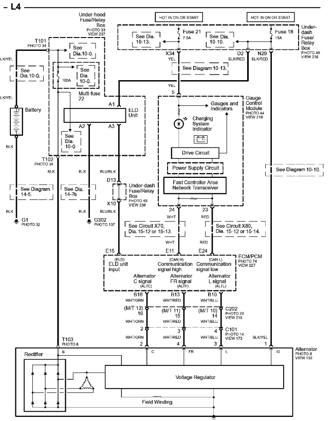 Wiring Diagram For Radio Of 1995 Honda Accord – The Wiring Diagram throughout 1995 Honda Accord Wiring Diagram