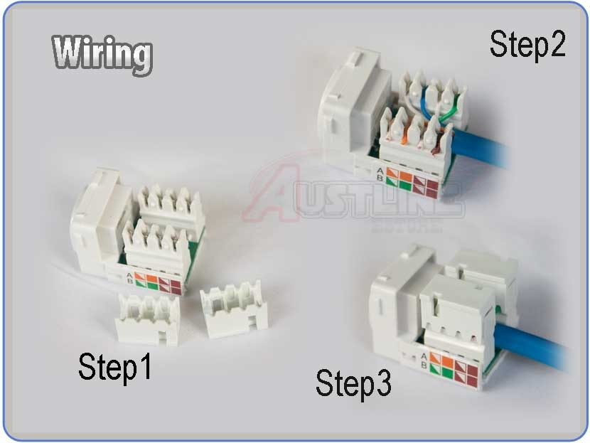 cat5 wall jack wiring diagram   29 wiring diagram images