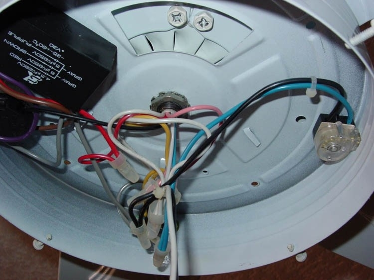 Wiring Diagram Hampton Bay Ceiling Fan Light – The Wiring Diagram with regard to Hampton Bay Ceiling Fan Wiring Diagram