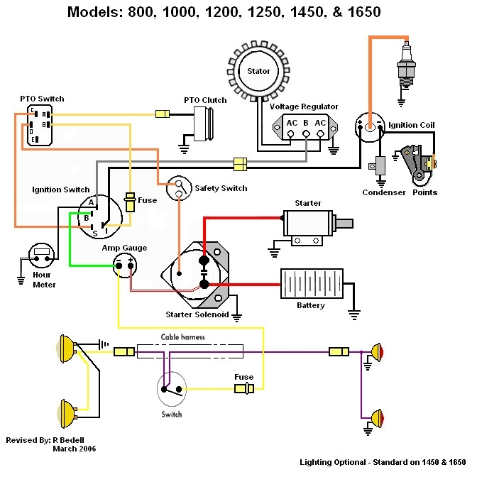Wiring Diagrams - Wf - Only Cub Cadets in Cub Cadet Wiring Diagram