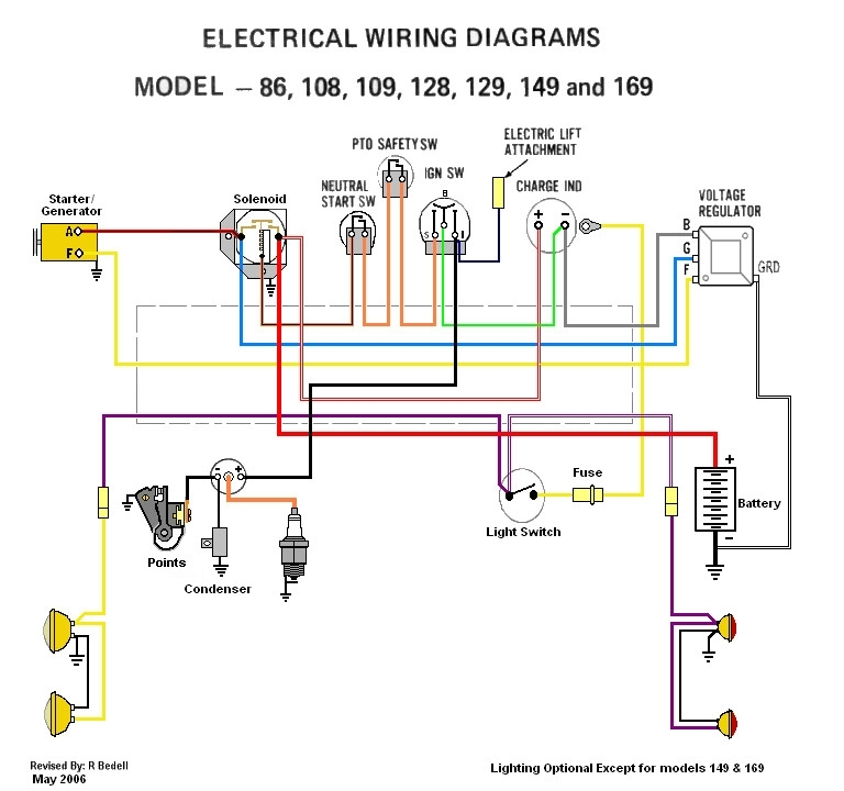 14 Awesome Cub Cadet Super Lt 1550 Wiring Diagram